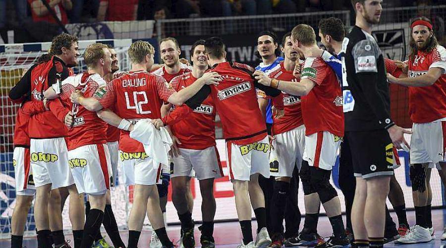 Handball - Euro 2018. Le Danemark, première nation qualifiée pour les demi-finales