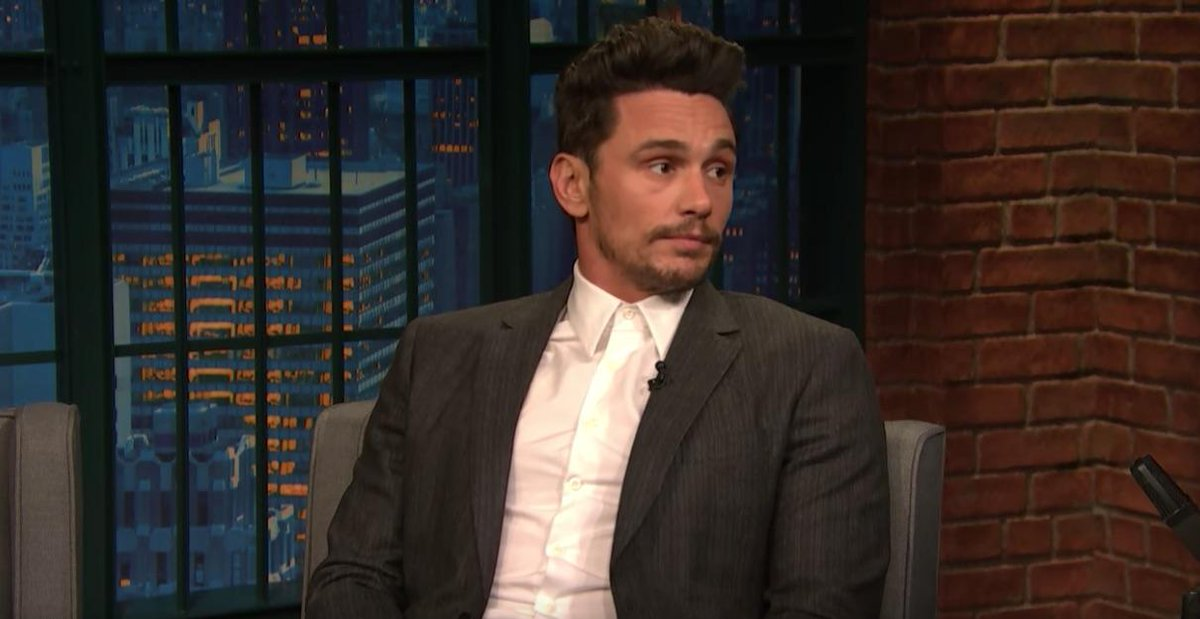 Was James Franco shut out of the Oscars because of his sexual misconduct allegations?