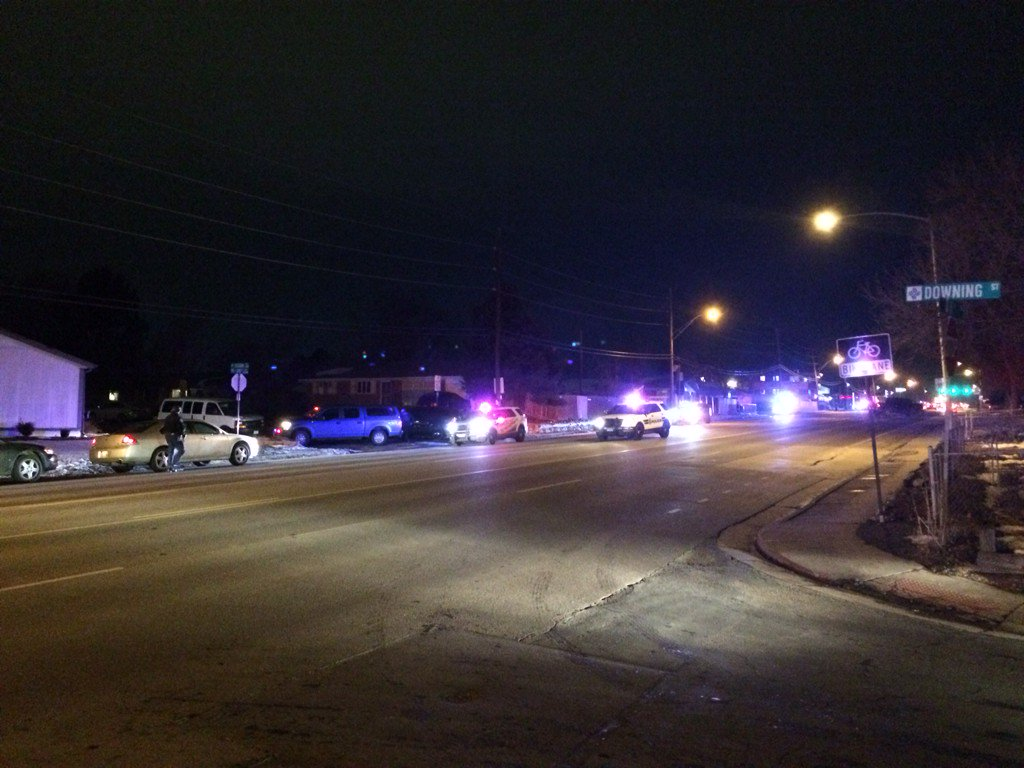 Police agencies share condolences with Adams County Sheriff's Office after deputy killed