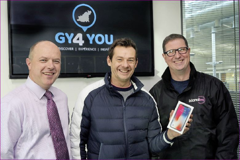 Dance teacher wins iPhone X in GY4 You app competition