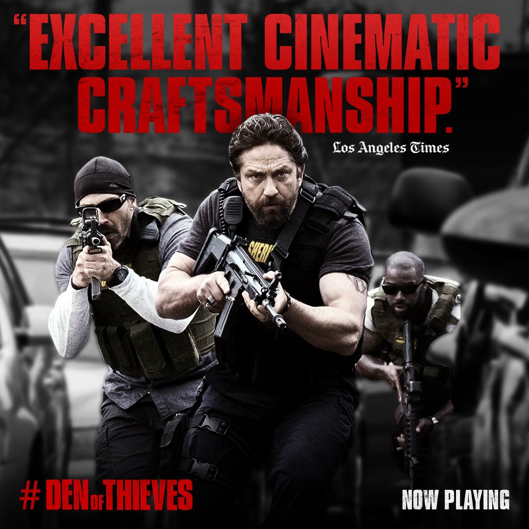 Have you seen it yet? #DenOfThieves https://t.co/9QOM3UiCBh