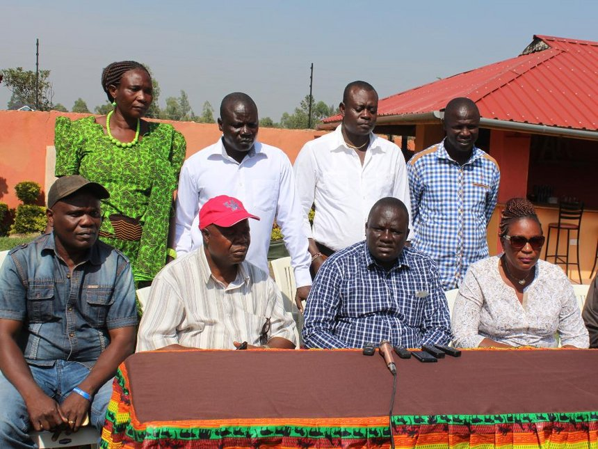 We're grateful for Ababu choice, but give us more slots, Busia Jubilee leaders ask Uhuru