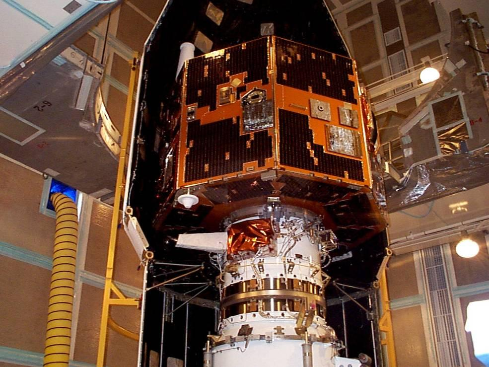 An amateur astronomer just tracked down a long-lost NASA satellite