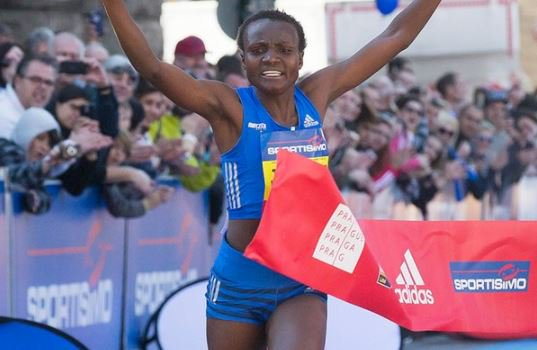 Kenyan champions Joycline Jepkosgei and Vivian Cheruiyot confirmed for UAE Half Marathon