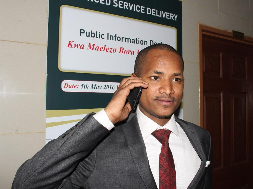 Babu Owino petition: Court orders vote recount in Embakasi East https://t.co/8WtHlyjnem https://t.co/04WVRuZxr4
