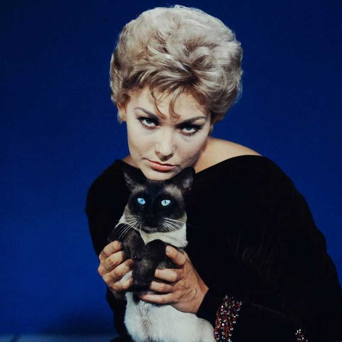 Happy birthday to Kim Novak!