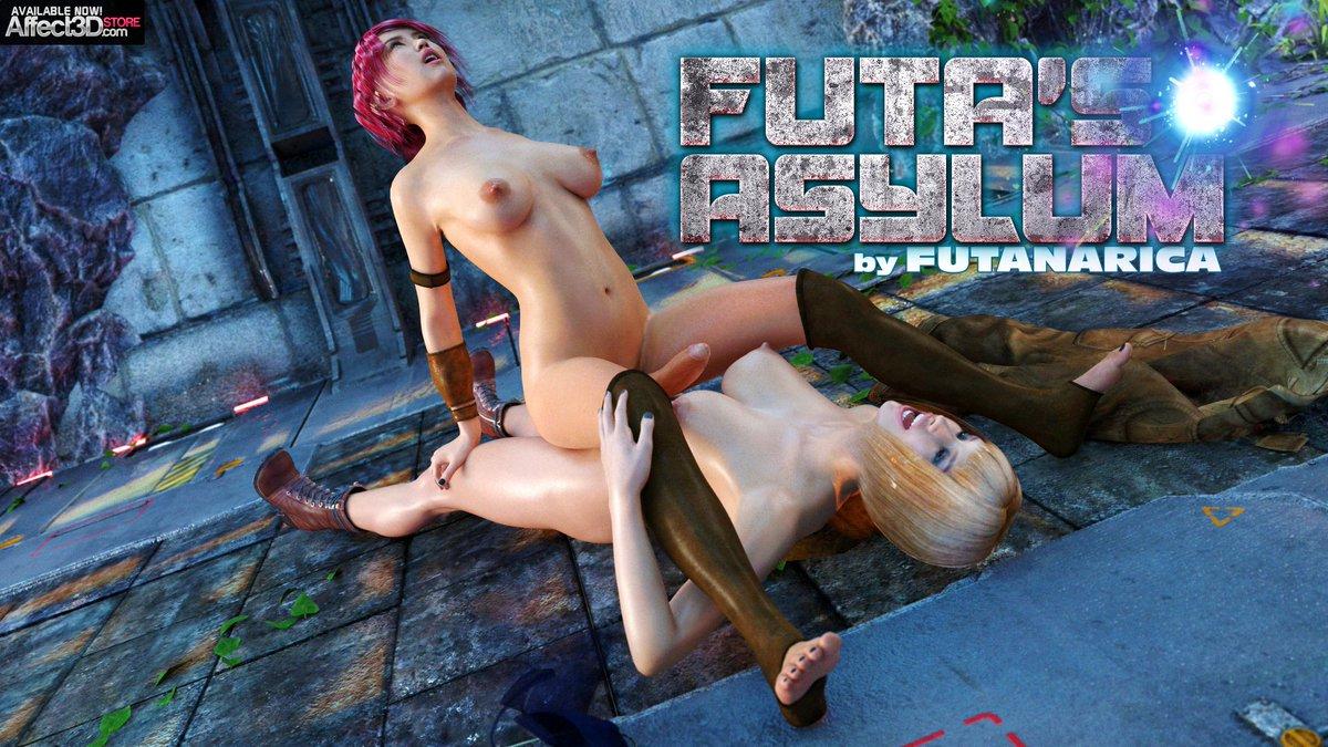 3 pic. Debut set from our new store artist, Futanarica =) sN6hFn7MSJ #futanari #dickgirl