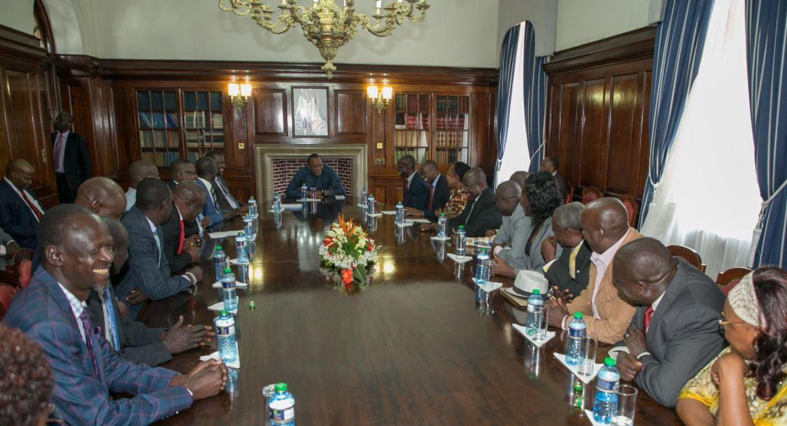 President Kenyatta targets food secure Turkana in second term