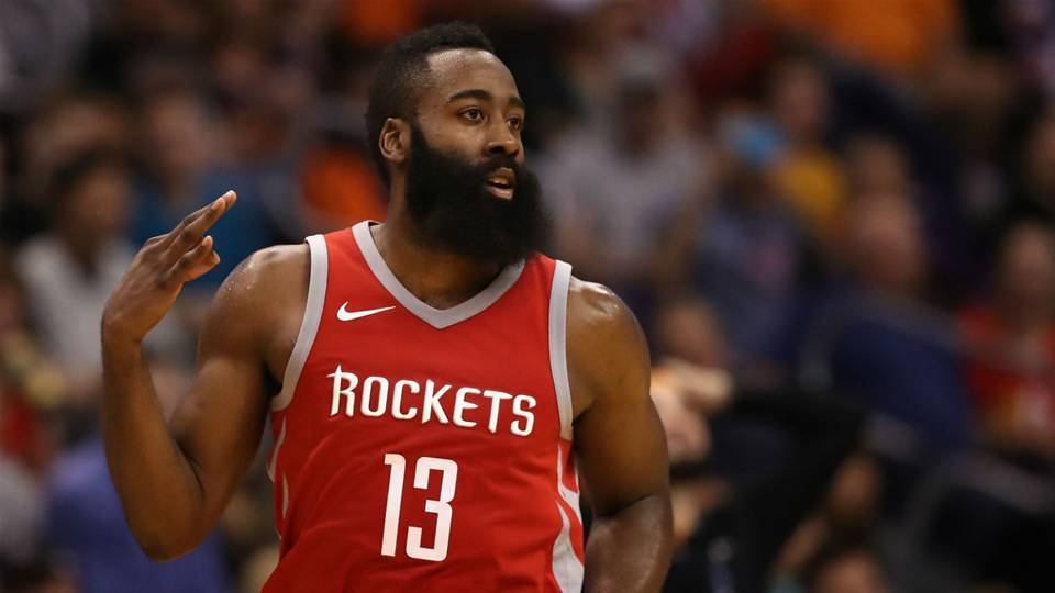 James Harden records first 60 point triple double in NBA history https://t.co/Y5urDc8VKN https://t.co/qqfMNMmStX