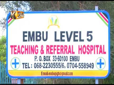 5 college students gang raped in Embu
