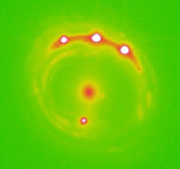 Scientists discover first planets outside Milky Way while studying area around black hole
