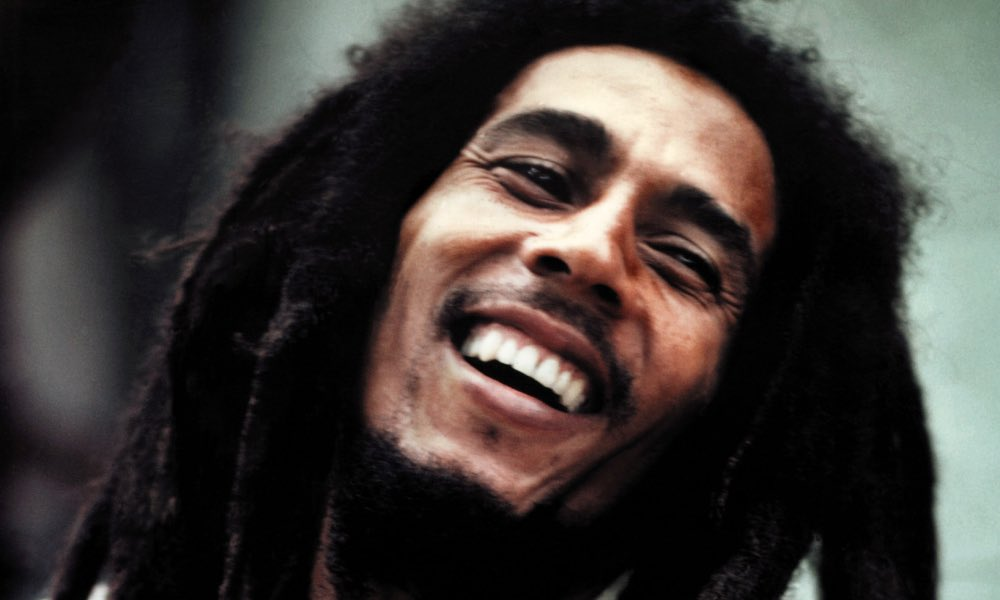 Happy Birthday to Bob Marley