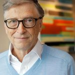 Why is Bill Gates thanking Sheikh Mohammed bin Rashid?