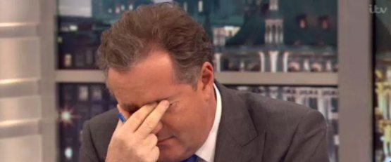 Good Morning Britain's Piers Morgan fuels feud with the Kardashians by branding Kylie Jenner's baby name 'a joke' and declaring Stormi 'sounds like a weather report'