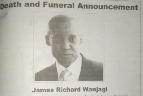 Nation Media Group apologizes for publishing Jimmy Wanjigi death announcement