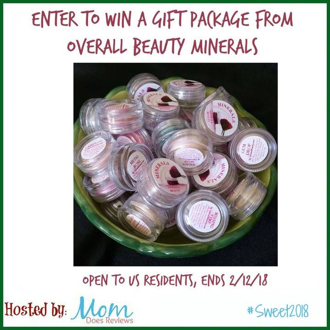 $50 Grab Bag of Overall Beauty Minerals-1-US-Ends 2/12
