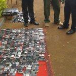 Police recover 230 stolen mobile phones, arrest 15 suspects in Nairobi