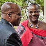 Presidency denies Zuma 'sneaked' into Swaziland