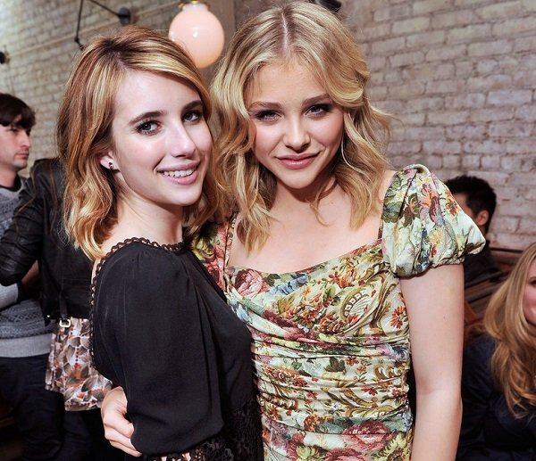 February 10: Happy Birthday Chloe Moretz and Emma Roberts