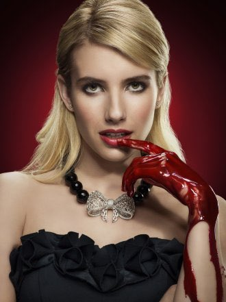 Happy birthday to this scream queen, Emma Roberts. Born thi day in 1991