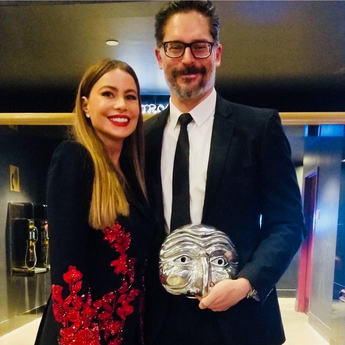 RT @JoeManganiello: Grazie Los Angeles Italia Film Festival! https://t.co/oxjfb45d3O