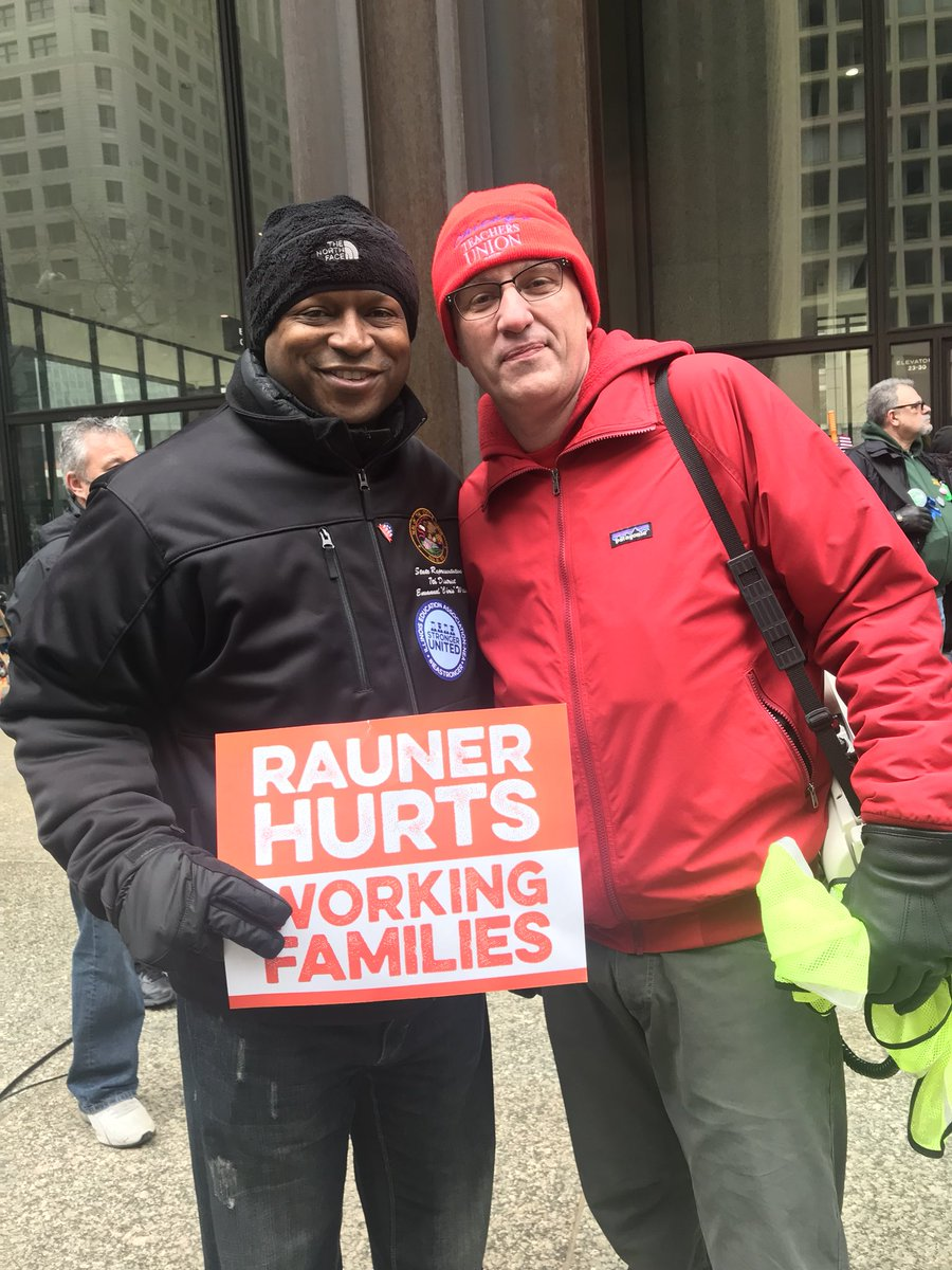 test Twitter Media - Great day out supporting my friends in labor and working people across the state!  Time to #unrig the system!  #FightBack https://t.co/Zv5I7QadFP