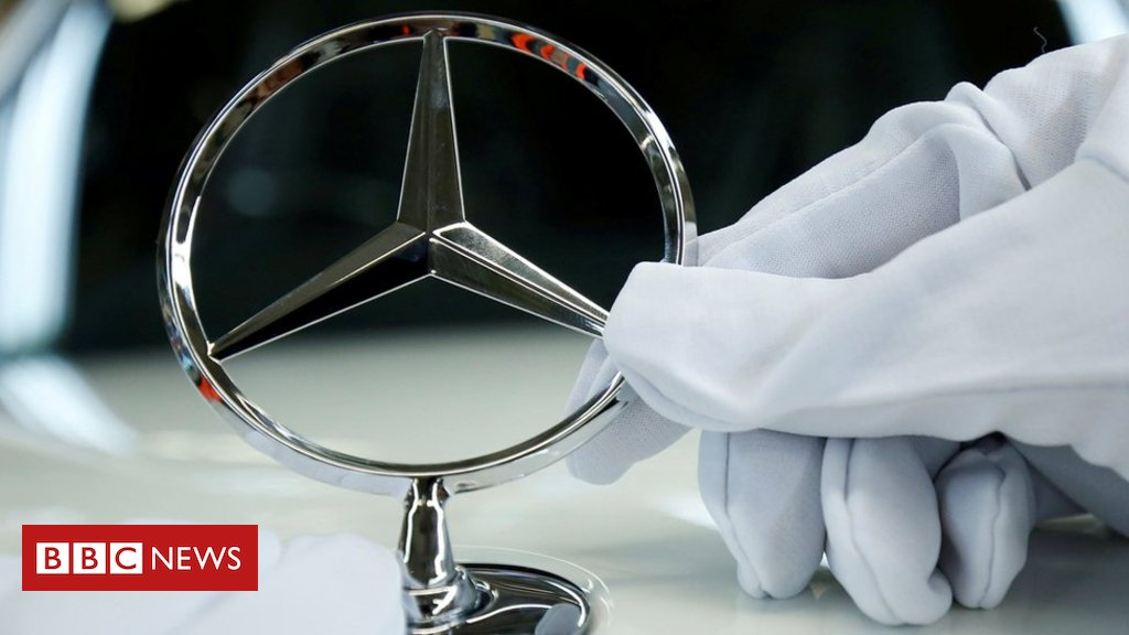 China's Geely buys Mercedes-Benz Daimler stake