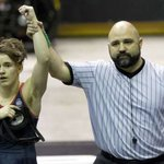 Transgender wrestler wins second high school title to mix of cheers and boos