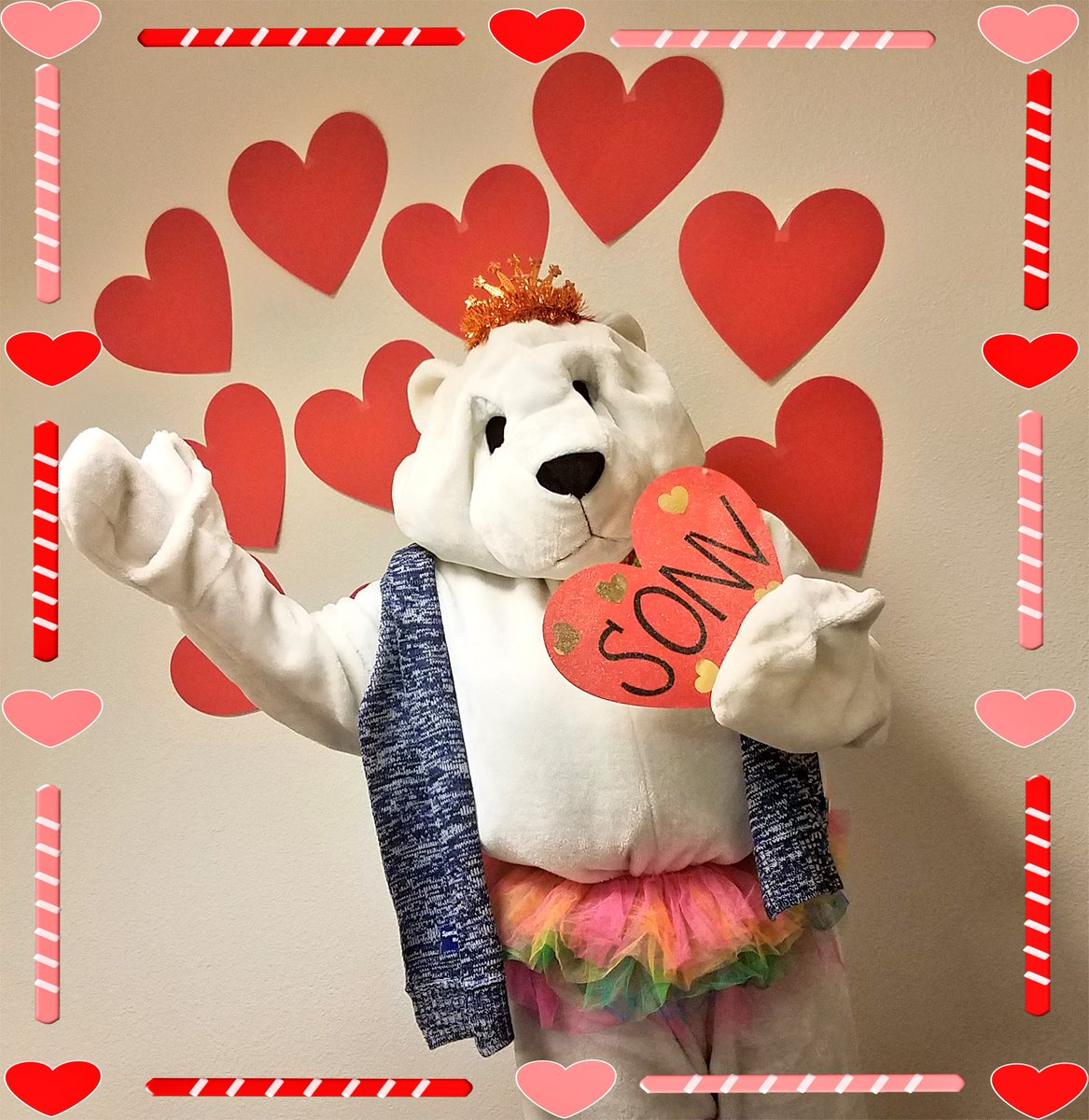 Happy #ValentinesDay! Follow your heart by registering for the #PolarPlunge & tell us what you LOVE about @SpecialOlympics! ❤️ https://t.co/jwY0h4nxBb