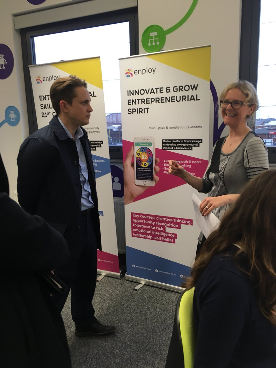 test Twitter Media - .@james91white - winner of @bbcapprentice and founder of @RT_Recruitment - gets the 👍 from the team @EnployTalent today @innobham. Looking forward to working with you James. https://t.co/LE0rrNQRLO