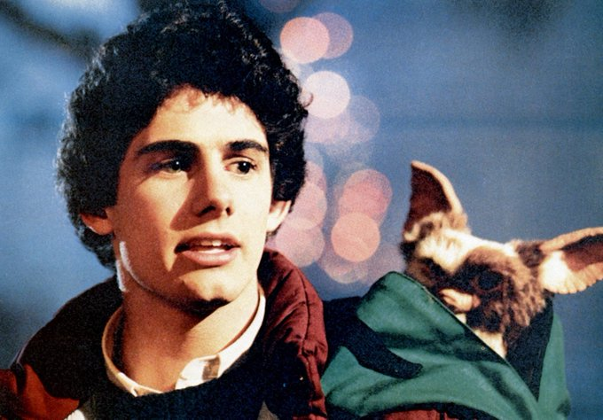 Happy 54th birthday to Zach Galligan!