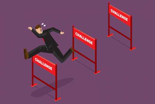 Five hurdles entrepreneurs should expect in year one