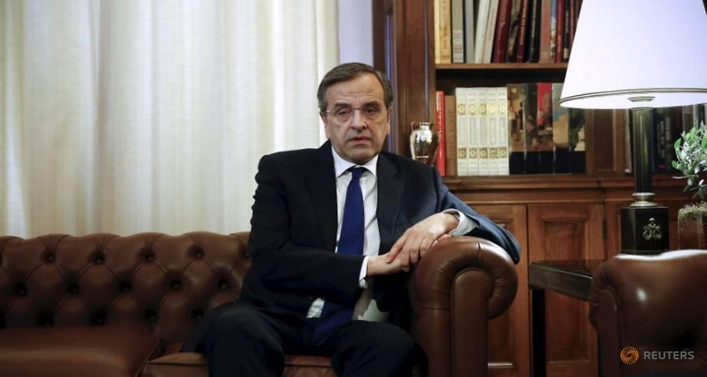 Ex-Greek PM sues Tsipras for slander over drug bribery case
