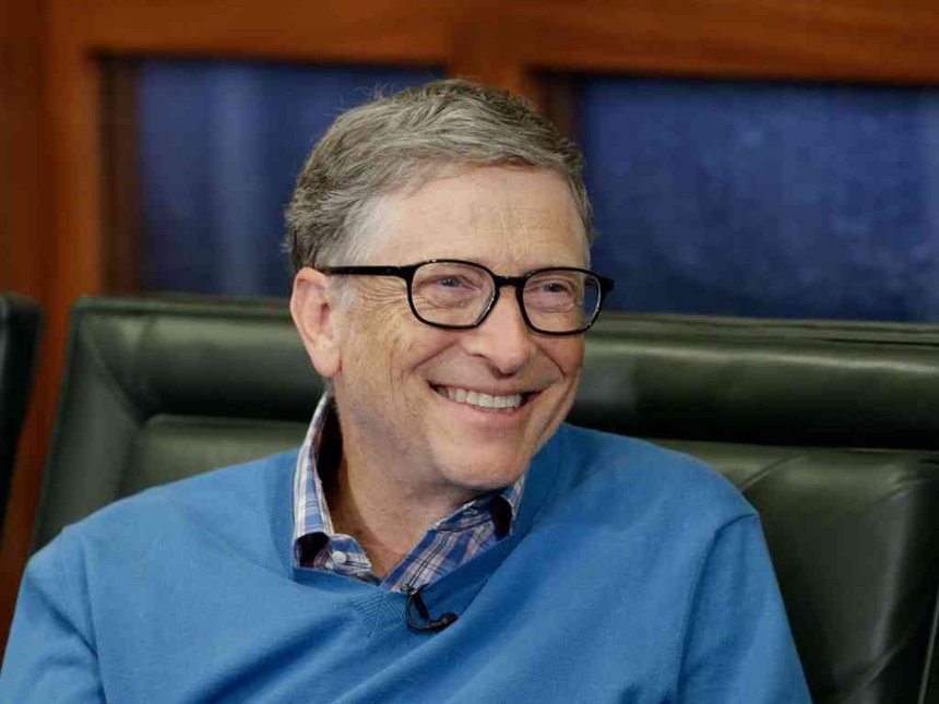 Bill Gates speaks about trade and donor money in Africa's healthcare