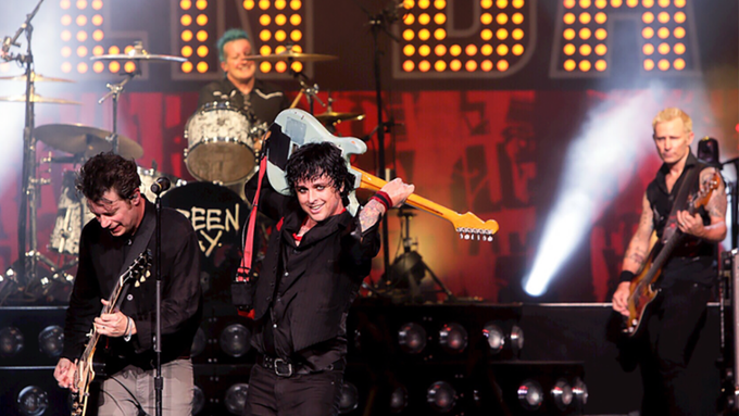 Happy birthday to lead Billie Joe Armstrong!
