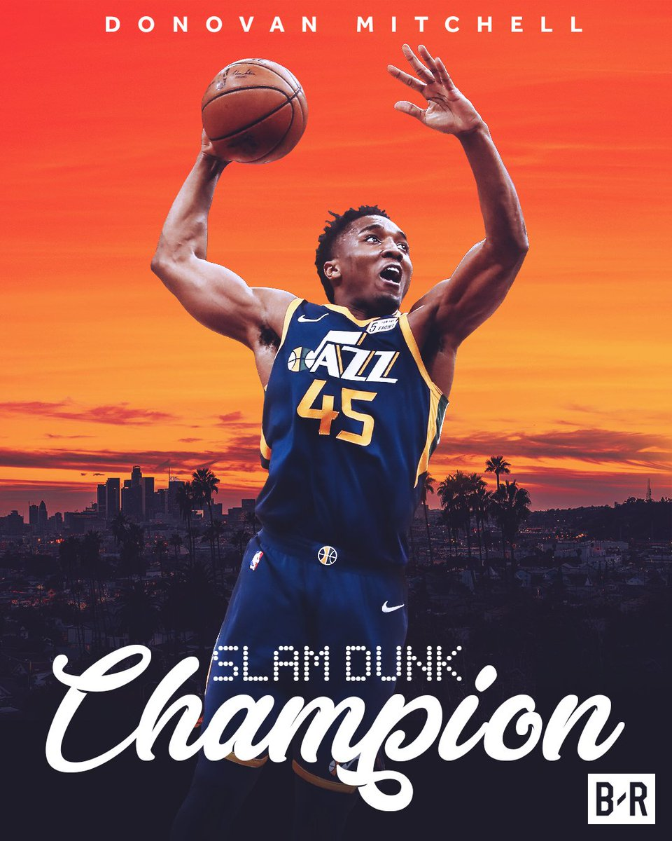 A complete history of the many dunk contest 2018