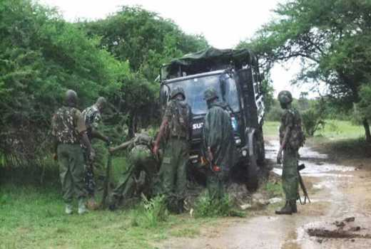 Please support us, officers battling Al Shabaab militia cry out