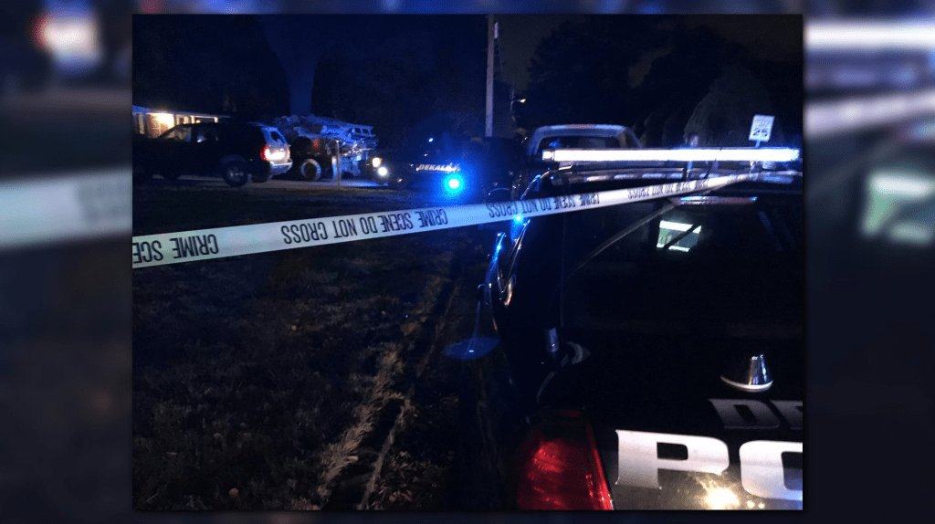 Man killed at DeKalb Co. house party, one in custody https://t.co/lfKg3Ov06h https://t.co/6770qwLLNk