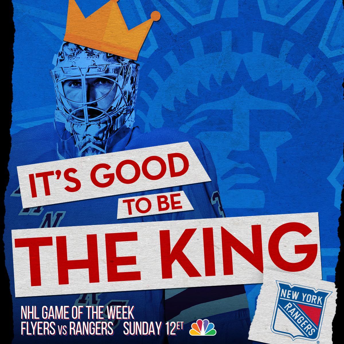NHLonNBCSports king of new york