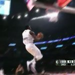 RT : #VictorOladipo shows off the bounce!  #N...