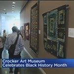 Crocker Art Museum Hosts Back History Month Festival