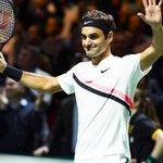 Roger Federer fue oficializado como nuevo número uno