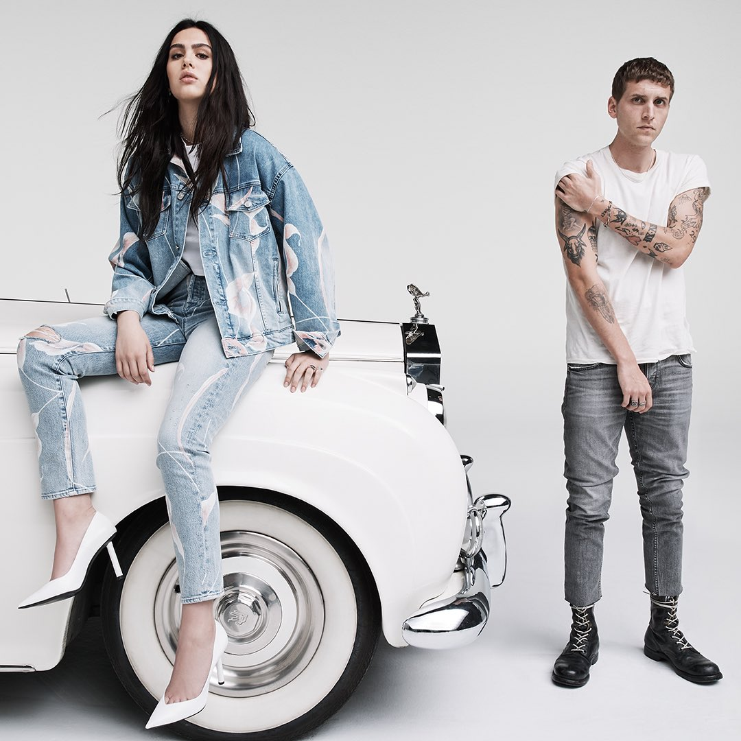 Congratulations to our baby girl @AmeliaGHamlin on being the New Face of @HudsonJeans SS18 #proudparents ???? https://t.co/7R1azGBWg5