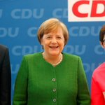 Angela Merkel picks ally for top party role, grooming potential successor