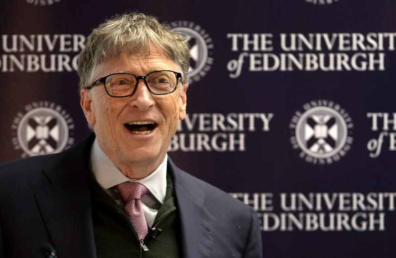 Bill Gates says billionaires should pay 'significantly' more taxes