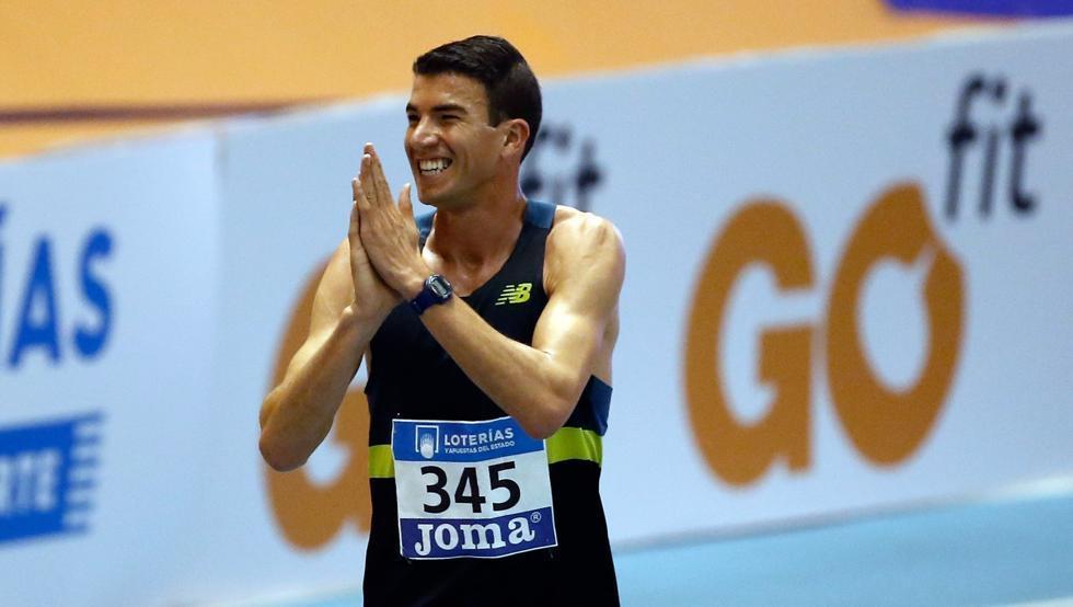 Mechaal lidera a un equipo de 15 atletas para el Mundial en pista cubierta https://t.co/Ar7MC5DcXg https://t.co/YhZfTcJvMN