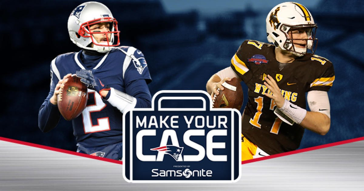 .@SamsoniteUSA Make Your Case: QBs in the Draft: https://t.co/hofJjC83ar https://t.co/6nINmKWRME