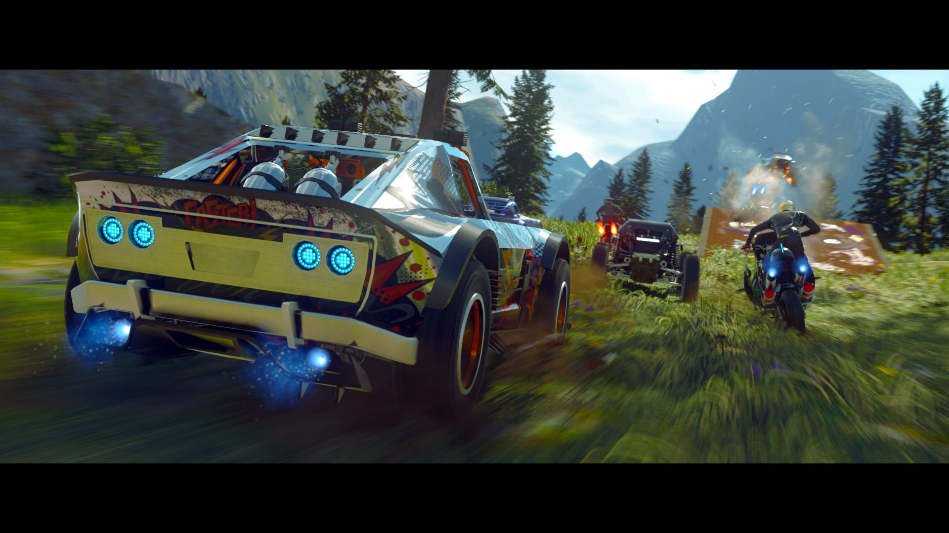 Racing Is Fast And Rough In This New Onrush Trailer - https://t.co/GMXLsaQ7CJ https://t.co/nsImTrIG0d
