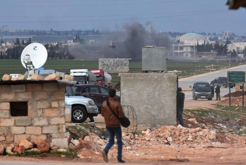 The battle in Syria's Afrin region: Key players and what's at stake