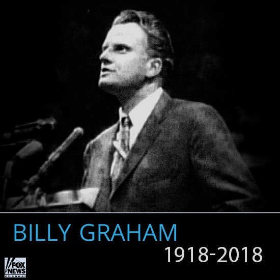 Billy Graham, America's pastor billy graham